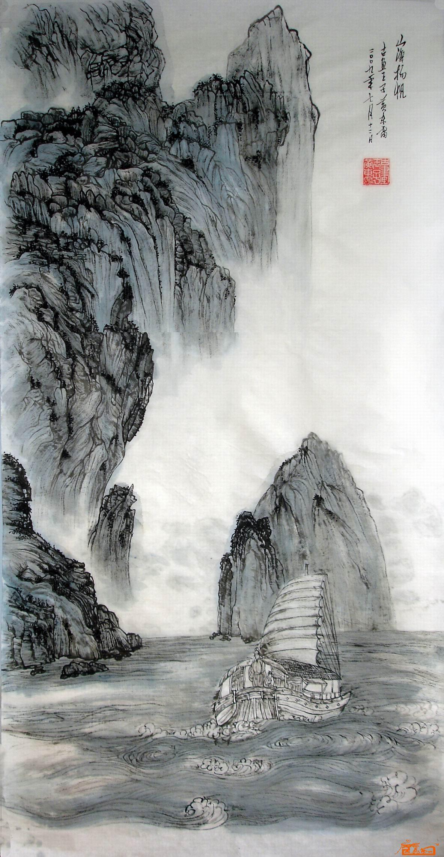 <img>著名书画家黄东雷的作品继承了自五代十国到清代书画